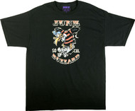 Ben Von Strawn Junk Buzzard T-Shirt Image