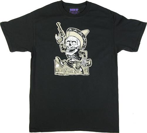 Ben Von Strawn Muertos T-Shirt Image