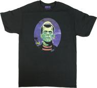 Ben Von Strawn Franken-Stogy T-Shirt Image