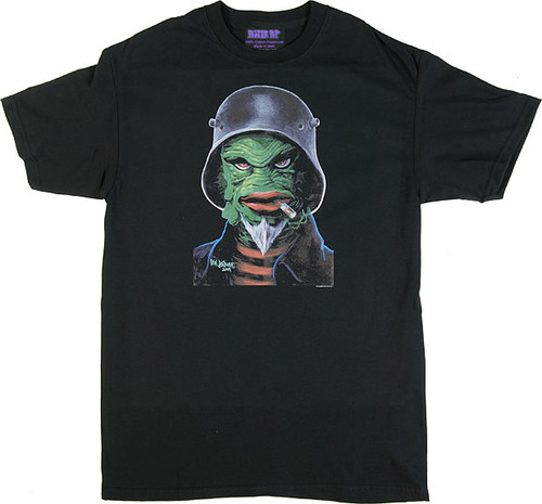 Ben Von Strawn The Creatcha T-Shirt Image