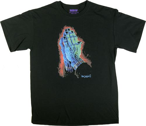 Ben Von Strawn Belong Dead T-Shirt Image