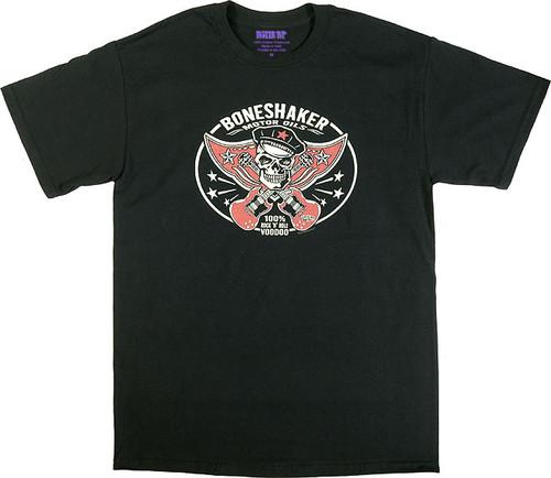 Vince Ray Boneshaker T Shirt Image