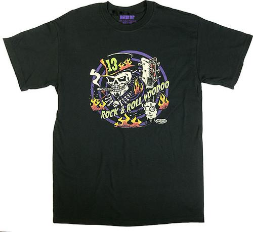 Vince Ray Voodoo 13 T-Shirt Image