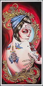 Gustavo Rimada Love Sacrafice Signed Print Image