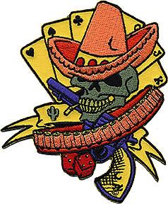 Dan Collins Bandito Patch Image