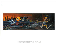 Candy Selena's Revenge Hand Signed Artist Print Image