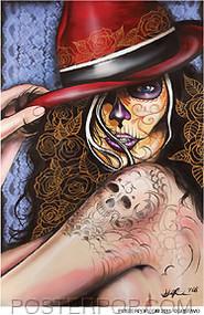 Gustavo Rimada Roses Aren't Red Sticker Image