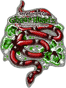 Rockin JellyBean Snake Sticker Image