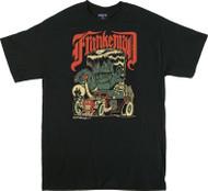 Ben Von Strawn Franken-Rod T-Shirt Image
