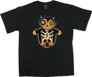 Chico Von Spoon 8 Ball Cat T Shirt Image