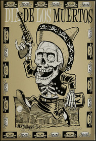Ben Von Strawn Muertos Fine Art Print on Canvas Image