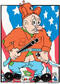Kozik American Original Sticker Image