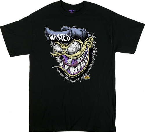 Dirty Donny Wasted Fink T-Shirt Image
