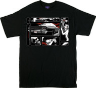 Almera Death Ride T Shirt Image