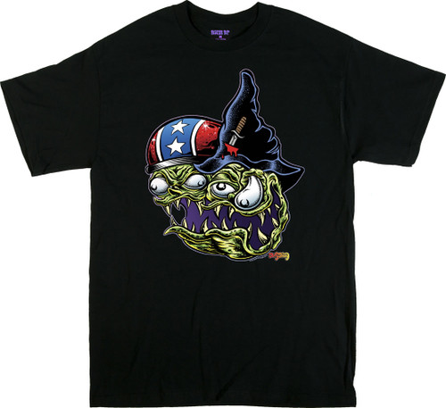 Dirty Donny Two Much T-Shirt Image