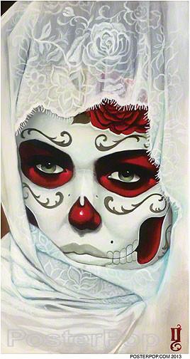 Gustavo Rimada White Veil Sticker Image