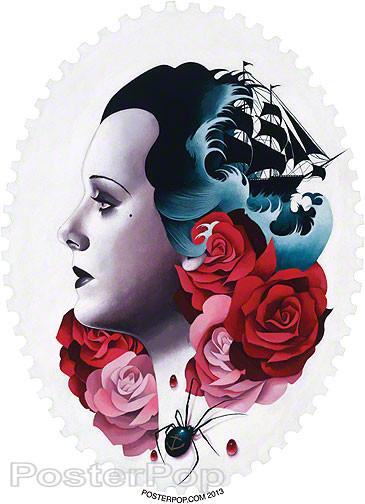 Gustavo Rimada Sail Away Sticker Image