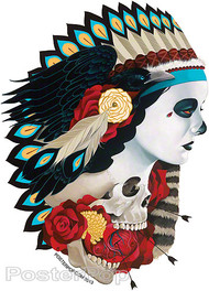 Gustavo Rimada American Spirit Sticker Image