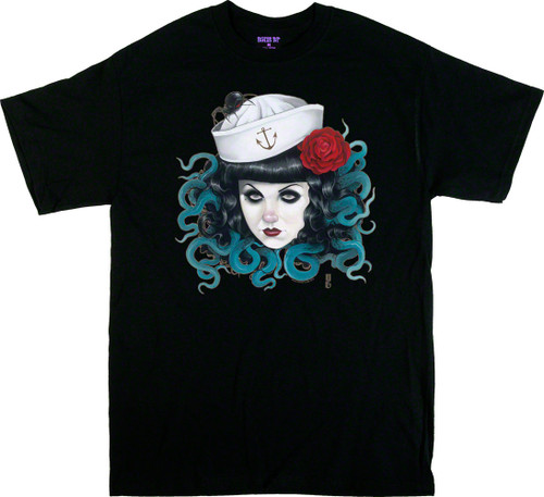 Gustavo Rimada Sailors Regret T Shirt Image