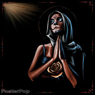 Almera Prayer Sticker Image