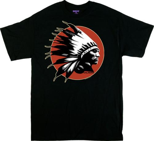 Almera Comanche Chief T Shirt Image