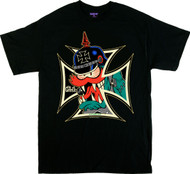 Ben Von Strawn Gremlin Cross T-Shirt Image