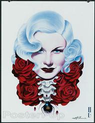Gustavo Rimada Poison Soul Hand Signed Print Image