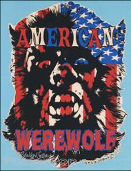 Ben Von Strawn American Werewolf Hand Signed Artist Print Image