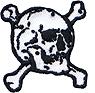 FDP29 Collar Skull Right Facing