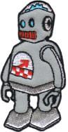 Chuckwagon Robot Patch Image