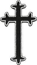 Fancy Cross Patch Image