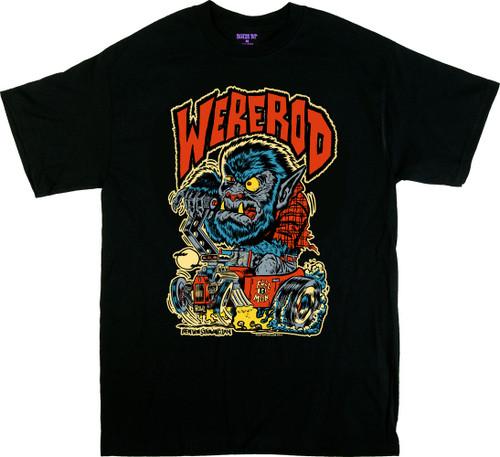 Ben Von Strawn Wererod T-Shirt Image