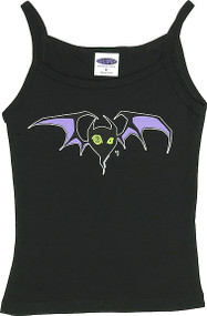 Forbes Bat Woman's Baby Doll Tee and Tank Top
