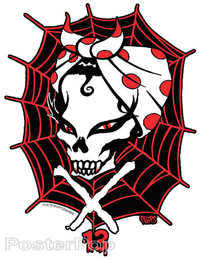 Pigors Hell Kat 13 Sticker