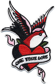 Illicit One True Love Patch Image