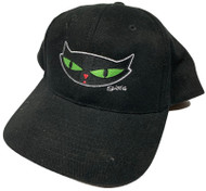 SHH20 SHAG Production Sample Shag Cat Embroidered Hat