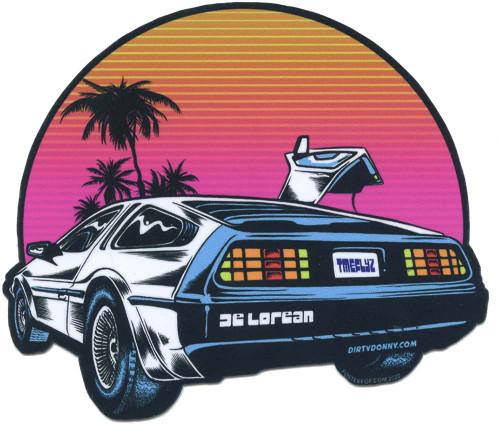 DDS85 Dirty Donny Time Flyz Sticker Image