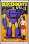 CP97-04 Coop Descendents Silkscreen Poster 1997 (P-CP97-04)