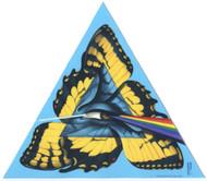 GRS40-B Gustavo Rimada Comfortably Numb Sticker Blue Image
