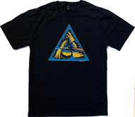 GR40 Gustavo Rimada Comfortably Numb Blue T Shirt Image