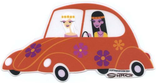 SHS115 Shag Love Bug Sticker