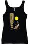 SHBB128 SHAG Hula Tiki Sun Woman's Tank Top