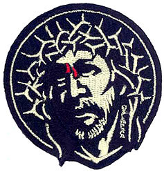 Almera Crown of Thorns Patch Image