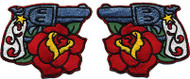 Reed Guns and Roses Patch Set Image