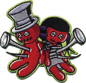 Kruse Voodoo Luv Patch Image