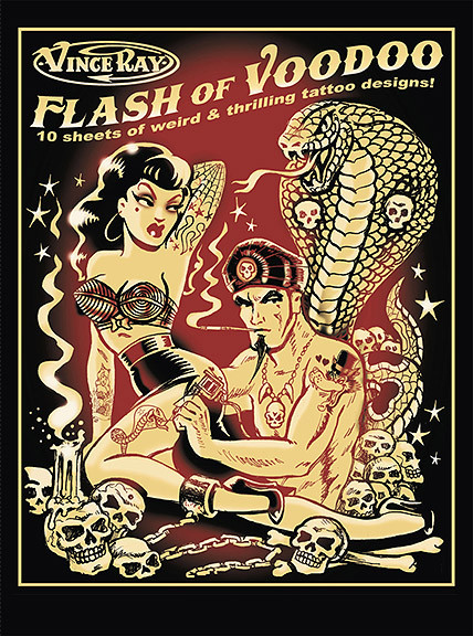 Vince Ray Tattoo Flash Set Cover