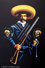 Almera Zapata Original Painting Image