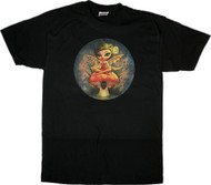AM19 Aaron Marshall Red Pixie T Shirt
