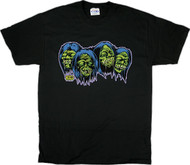 DD12 Dirty Donny Shrunken Heads T Shirt