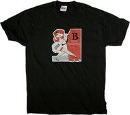 DY06 Derek Yaniger B is For Burlesque T Shirt